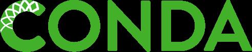 Logotipo de CONDA
