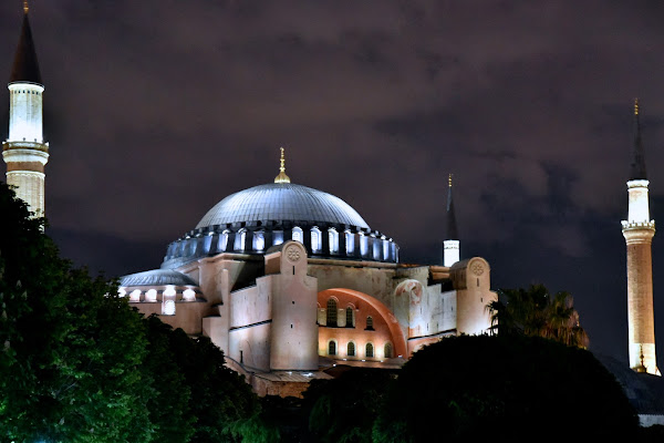 Aya Sofia Istambul di gterzolo