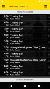 The Training Lab NYC - náhled