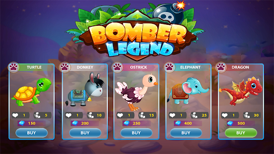 Bomber Legend: Super Classic Boom Battle- screenshot thumbnail