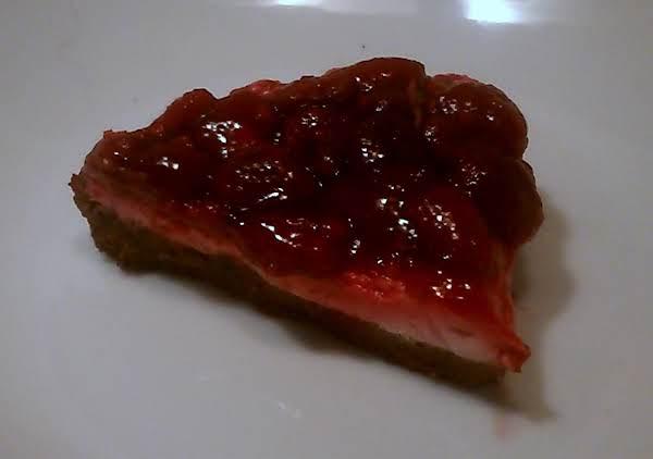 Choco Raspberry Jelly Cheesecake Recipe