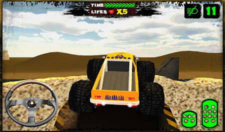 Monster Truck Safari Adventure 1.0.1 screenshot 63309