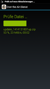 Jiayu OTA Updater- screenshot thumbnail