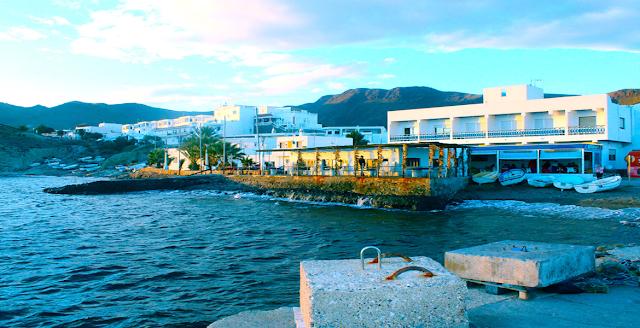 La Pensión Isleta del Moro se ha convertido en un referente en la zona.