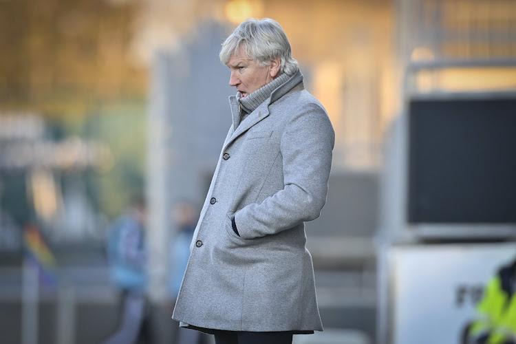 """Marc Brys et ses joueurs sont déçus: """"Eupen a joué pour ne pas perdre"""""""