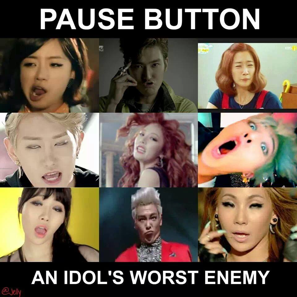 idol meme