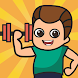 idle Gym - manage family fitness center simulation - Androidアプリ