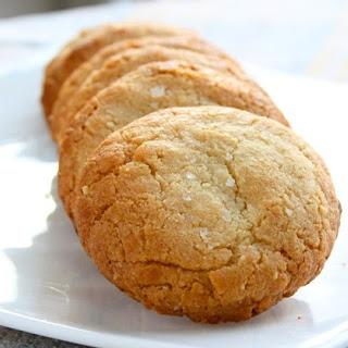 Flourless Peanut Butter Cookies.