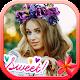 Flower Crowns Headband Pic App (app)