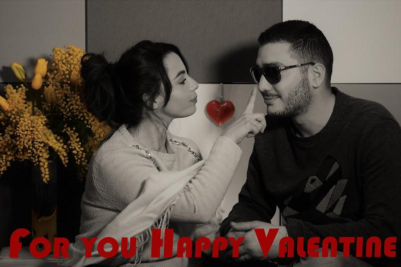 For you Happy Valentine di adimar