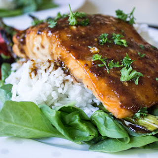 Canadian Maple Planked Salmon Recipe