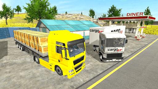 Real Truck Driving Simulator filehippodl screenshot 2