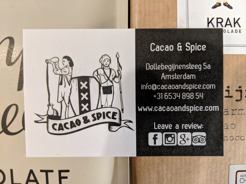 cocoa and spice shop
