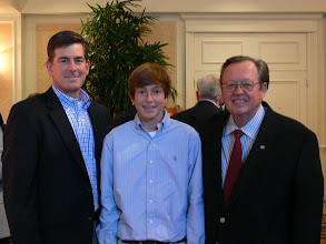 Photo: Preston Bergen, Will Bergen and Mike May