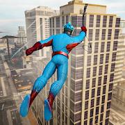 Ice Hero: Rope Hero Grand City Crime
