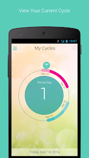App My Cycles Period and Ovulation APK for Windows Phone