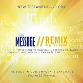 The Message: Remix: New Testament