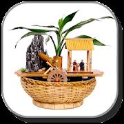 Bamboo Craft Ideas icon