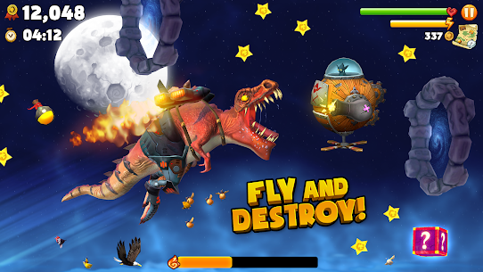 Hungry Dragon MOD APK 2.8 (MEGA HACK + Unlimited Coins) 5