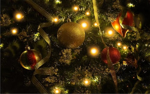 New Year Lights live wallpaper - náhled