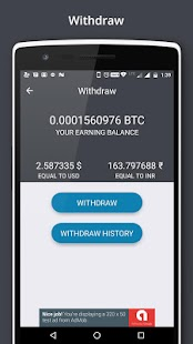 Bitcoin Miner - Earn Free BTC - náhled