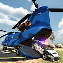 Police Cargo Plane Cars Transport Games APK