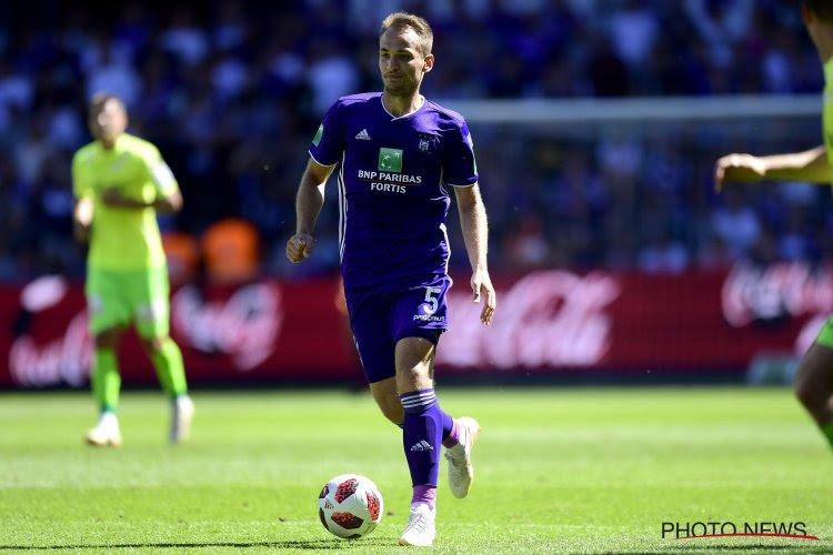 """Malinovskyi verdedigt speler van Anderlecht: """"Hij is niet het probleem, wel het niveau van de ploeg"""""""