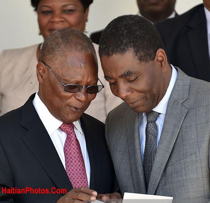 Image result for prime minister jean charles haiti photos