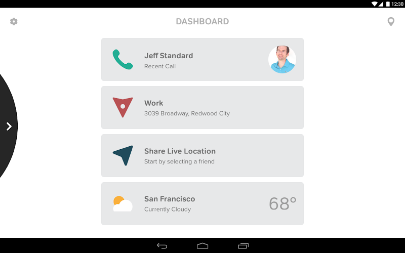 Drivemode: Handsfree Messages And Call For Driving Screenshot 7