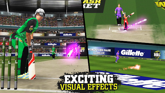 Big Bash Cricket Mod Apk v2.0 (Unlimited Money, Coins) 3