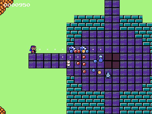 Скриншот Kat's Dream