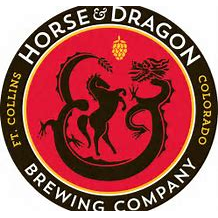 Logo of Horse & Dragon Tepache- Inspired Pineapple Ginger Lager