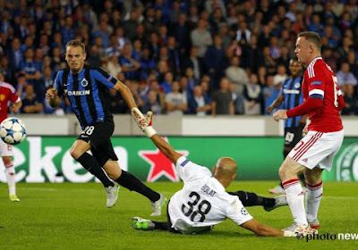 """Un autre défenseur de Bruges est blessé: """"Je savais que cela allait arriver"""""""