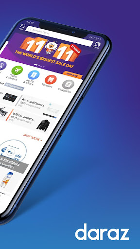 Daraz Online Shopping App 4.1.9 screenshots 2