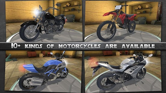 Download Motorcycle Rider for PC and MAC