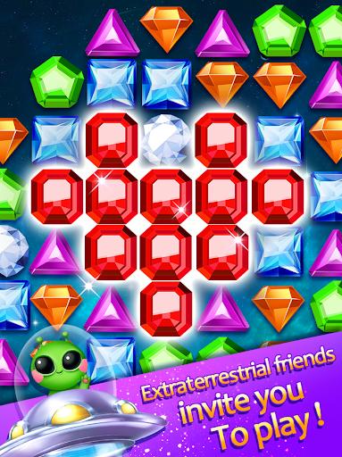 Diamond Swap Alien Quest 1.2 APK MOD screenshots 2