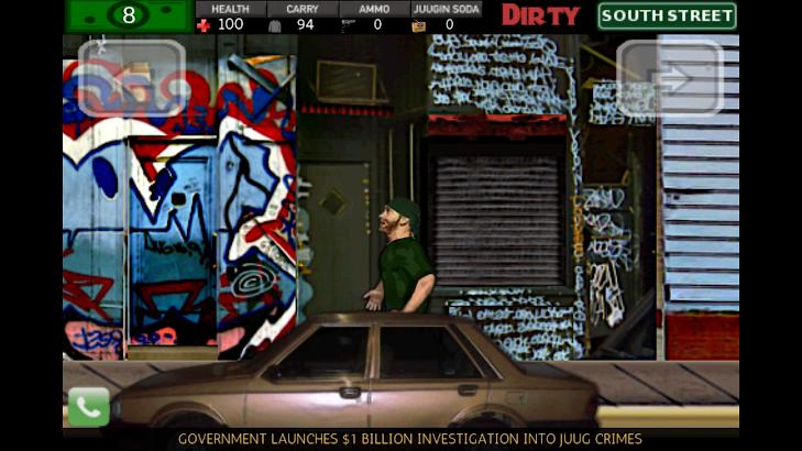 Dope War: Juug House screenshot