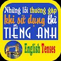 Mistakes in English Tenses icon