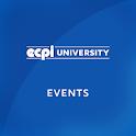 ECPI University's Events icon