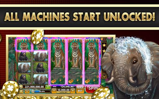Slot Machines!  10