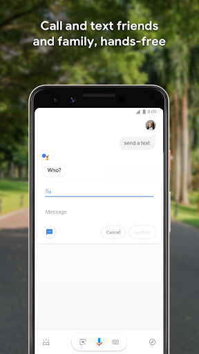 Google Assistant - Get things done, hands-free 0.1.187945513 screenshots 4