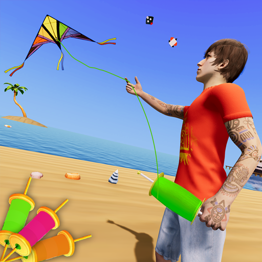 Kite Flying Festival Challenge - Pipa Combat Game