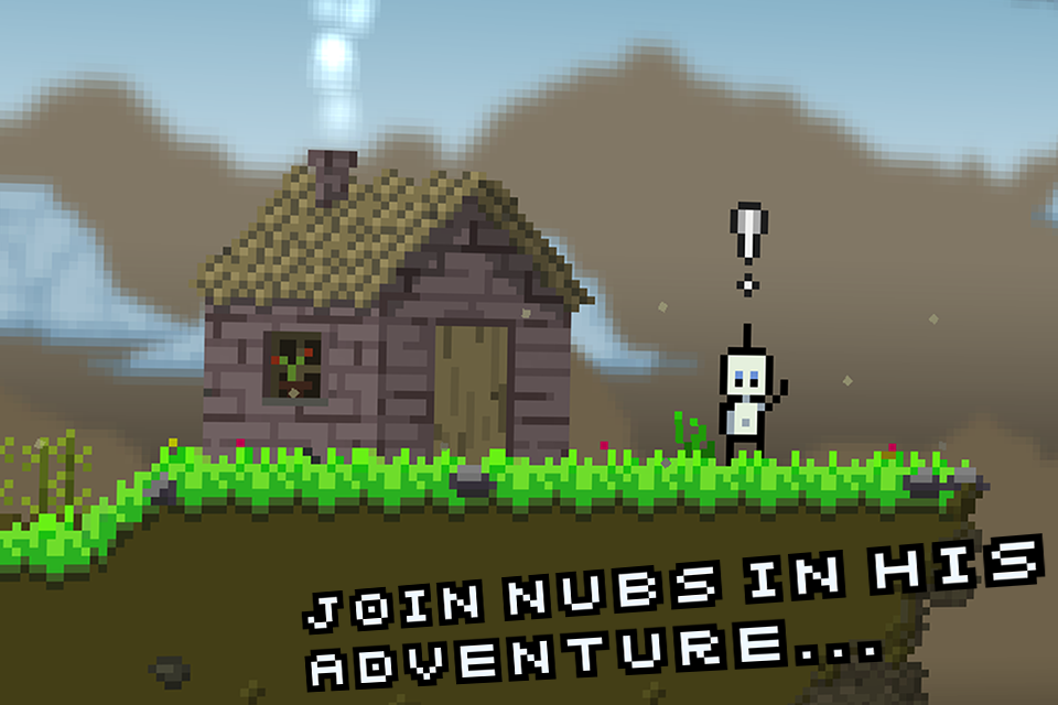 Nubs' Adventure- screenshot