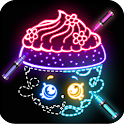Draw Glow Shopkins