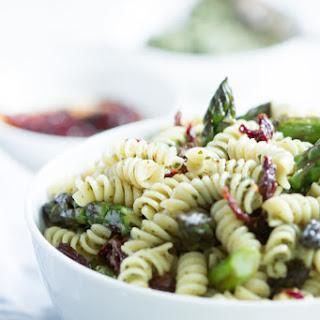 Easy Asparagus Pasta Salad