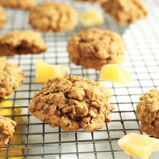 Gluten Free Gingersnap Cookies.