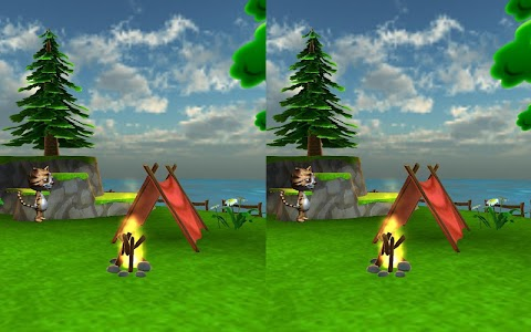 VR Talking Cat & Dog Park screenshot 7