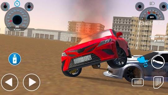 الوحش الميكانيكي   تفحيط هجولة تطعيس، ألعاب سيارات  Apk Latest Version Download For Android 1