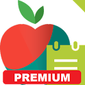 iEatWell Premium:Food Diary&Journal Healthy Eating icon