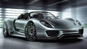 Porsche 918 Spyder thumbnail